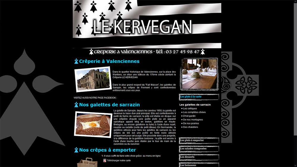 Créperie à Valenciennes